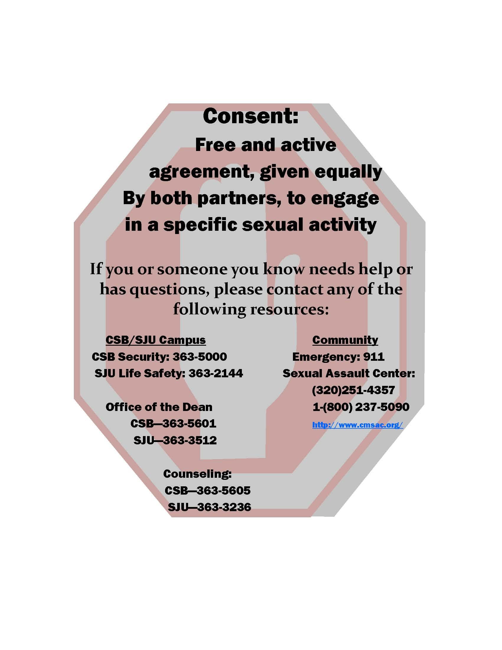 Sexual Assault ADS