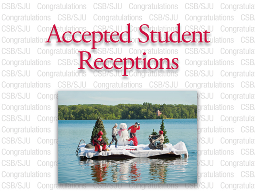 Accepted Student Receptions