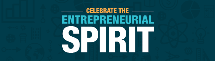 Entrepreneur of the Year header