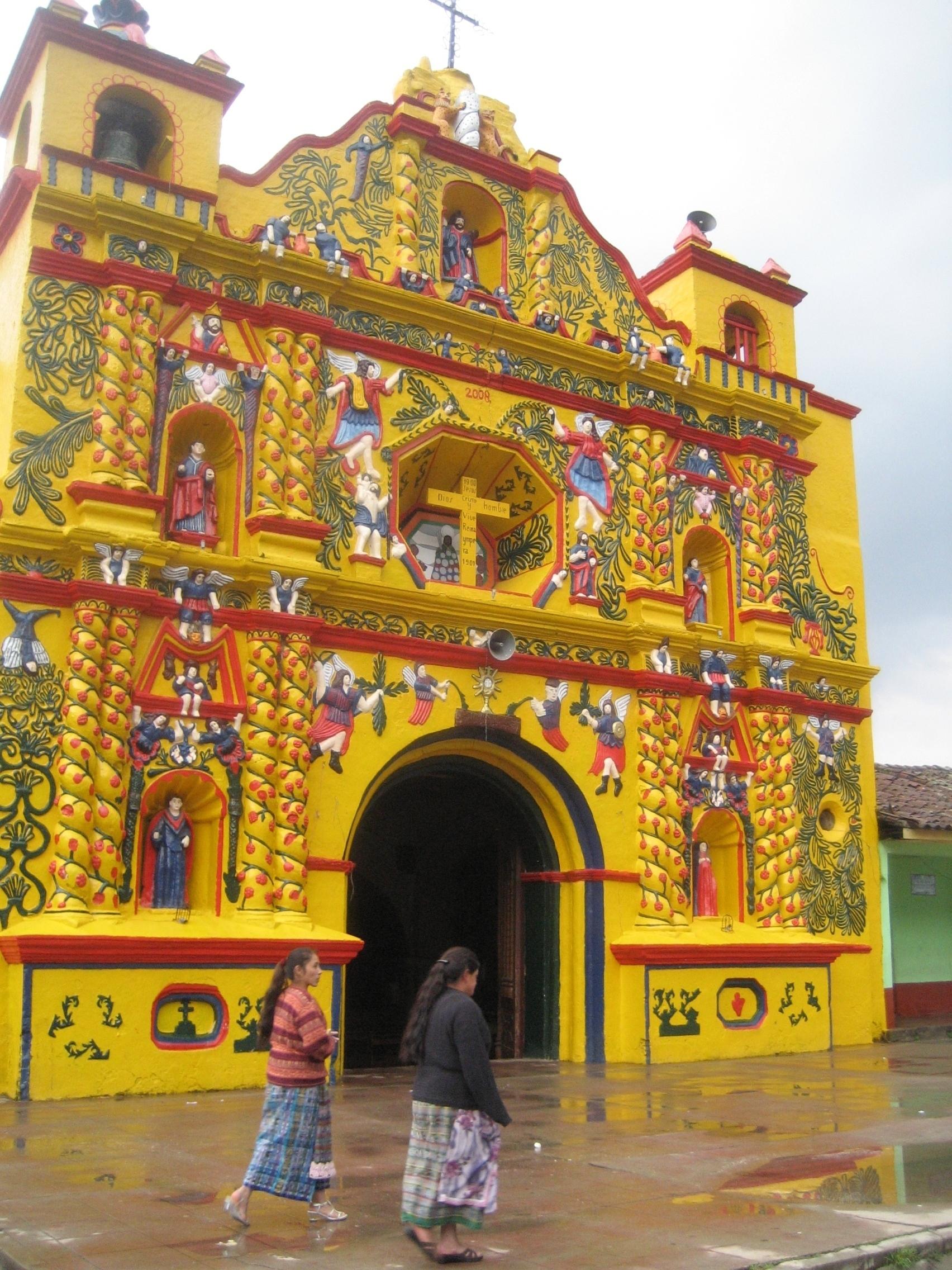 A Week in Guatemala: Assorted Mental Souvenirs – CSB/SJU