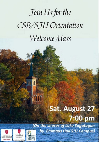 Orientation Welcome Mass