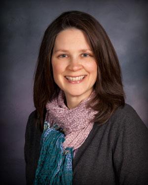 Dr. Karyl Daughters, Associate Professor of Communication