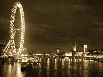 London creative writing