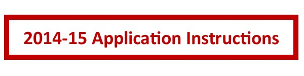2014-15 Application Instructions