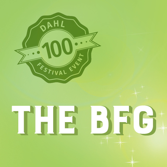 GREAT Theatre: The BFG - Big Friendly Giant