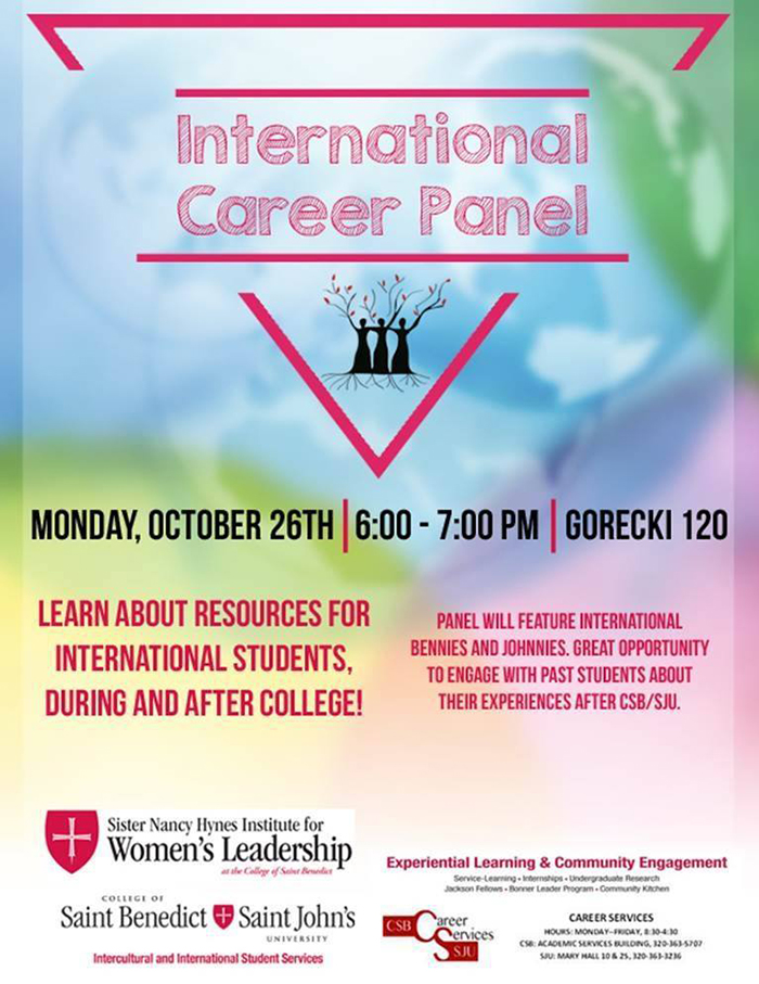 International Career Panel
