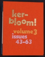 Book cover image from the artist book collection