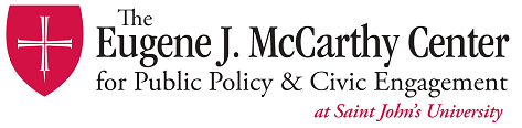 The Eugene J. McCarthy Center for Public Policy & Civic Engagement at Saint John's University
