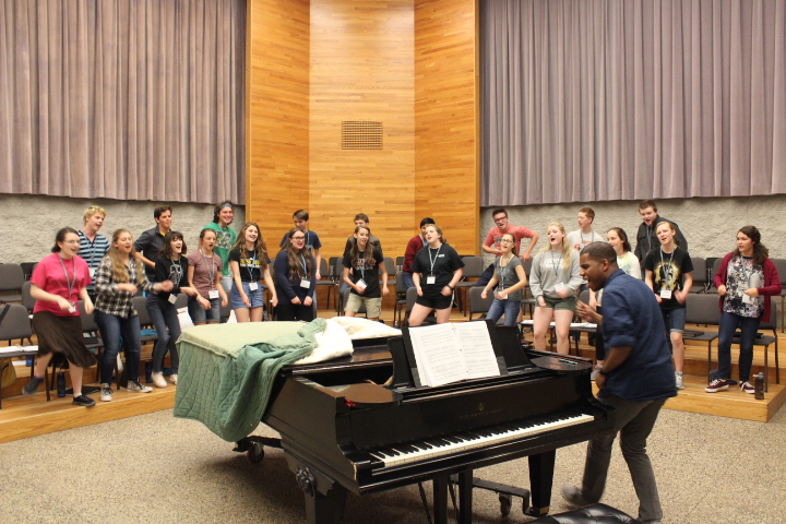 Choir Camp