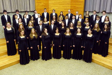 CSB/SJU Chamber Choir