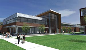 Haehn Campus Center Expansion and Renovation