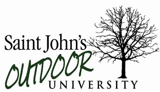 Saint John's Outdoor University logo