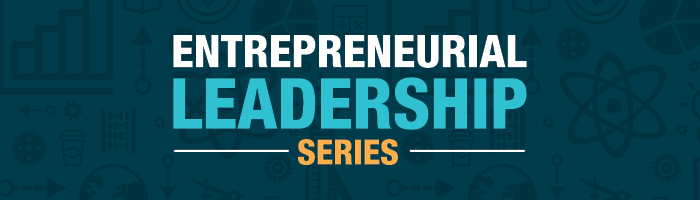 Entrepreneurial Leadership Series Logo