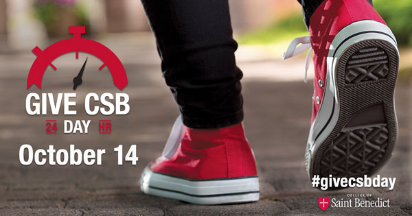 Give CSB Day October 14