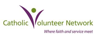 Logo for the Catholic Volunteer Network