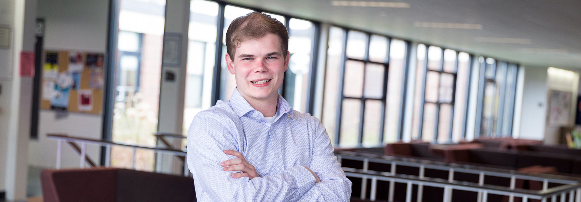 SJU student Kevin Curwick headed to D.C. to engage in public policy and health advocacy