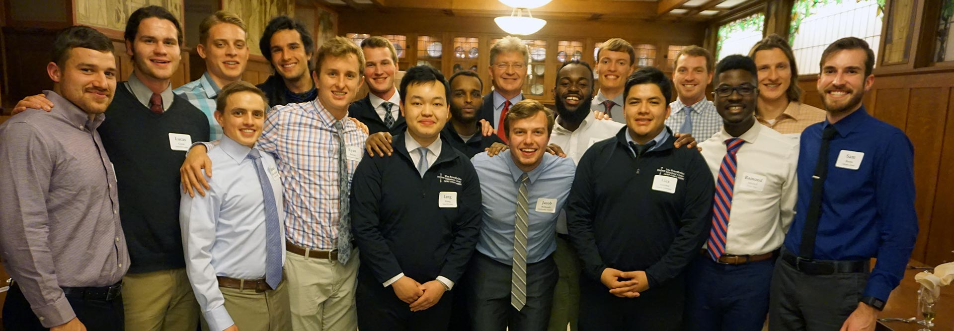 Benedictine Volunteer Corps selectees primed for rewarding adventures of global service