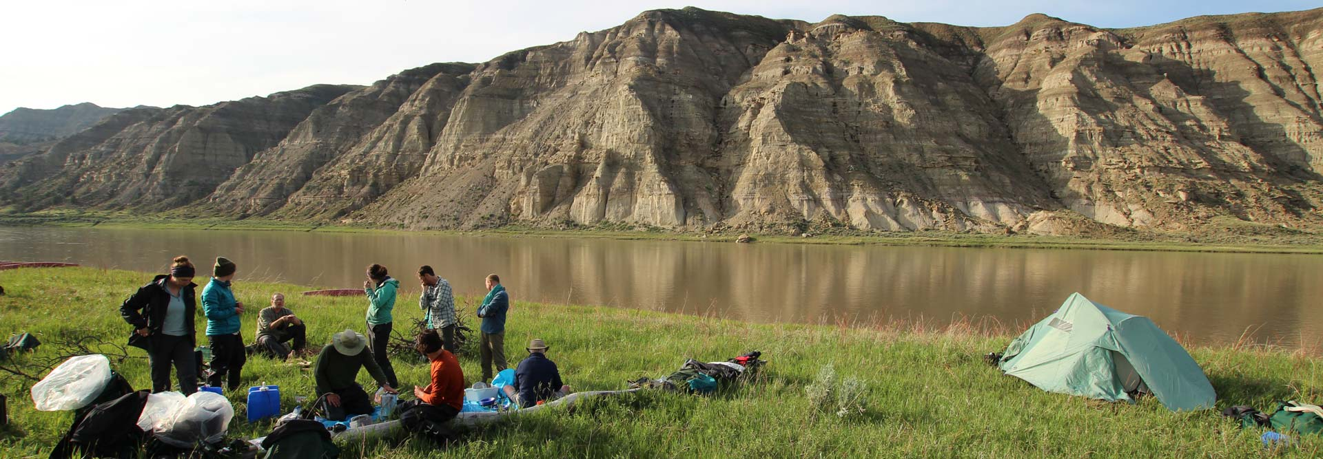 For Environmental Studies students - the classroom can include the mountains in Montana and beyond