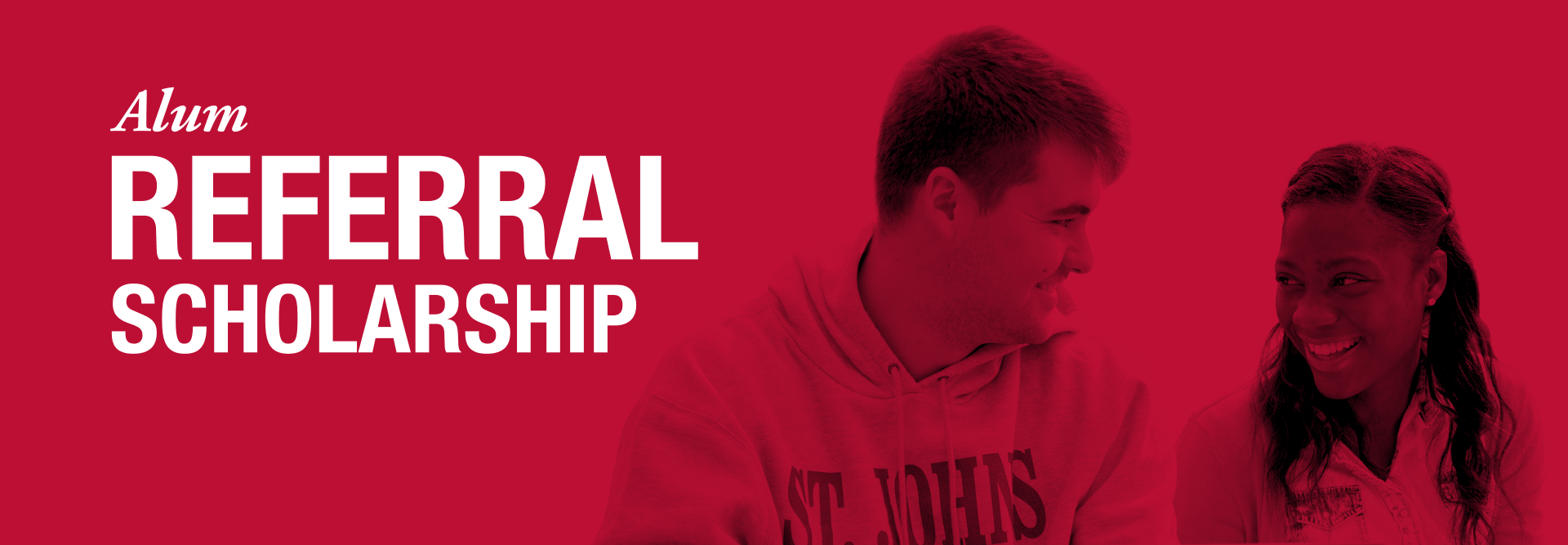 Alum Referral Scholarship