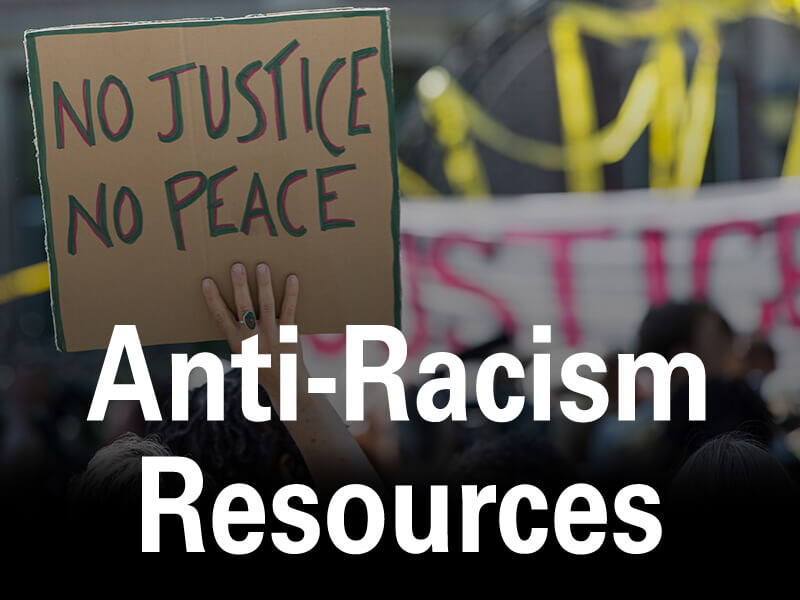 Link to anti-racism resources