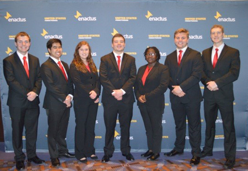 CSB/SJU Enactus team advances to national competition