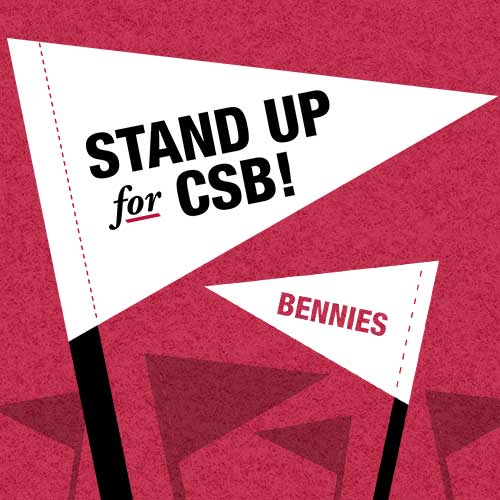Stand Up for CSB