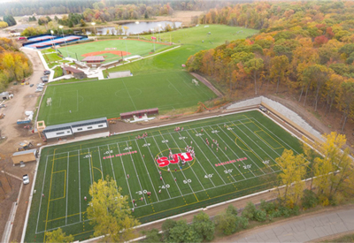 Aerial Photo of Gagliardi Field