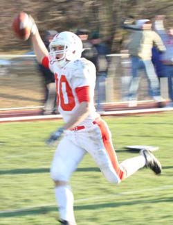 With a thrilling last minute 14-10 victory over Carleton on Saturday, Nov. 15, Saint John's football team won the MIAC championship outright and the automatic berth in the NCAA Division III playoffs.