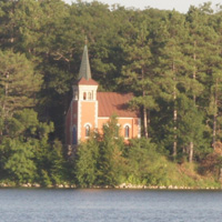 The Stella Maris Chapel is 100!