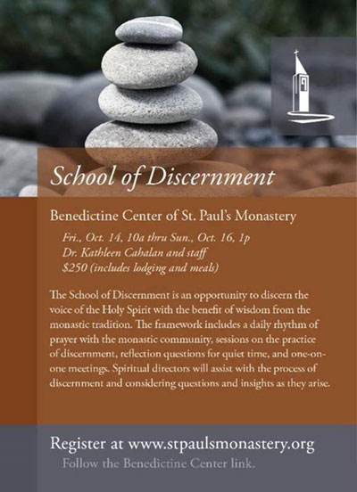 School of Discernment Retreat