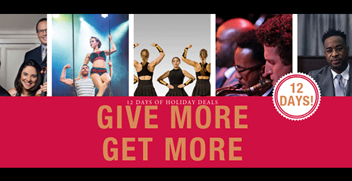Give more Get more!