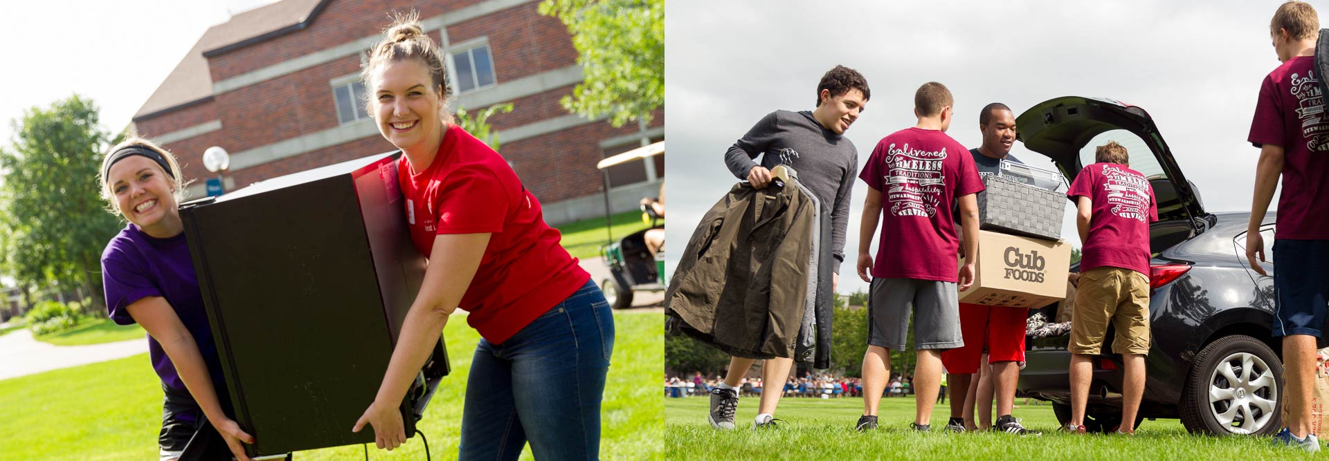 Move-in complete: CSB and SJU report strong 10-day enrollment figures