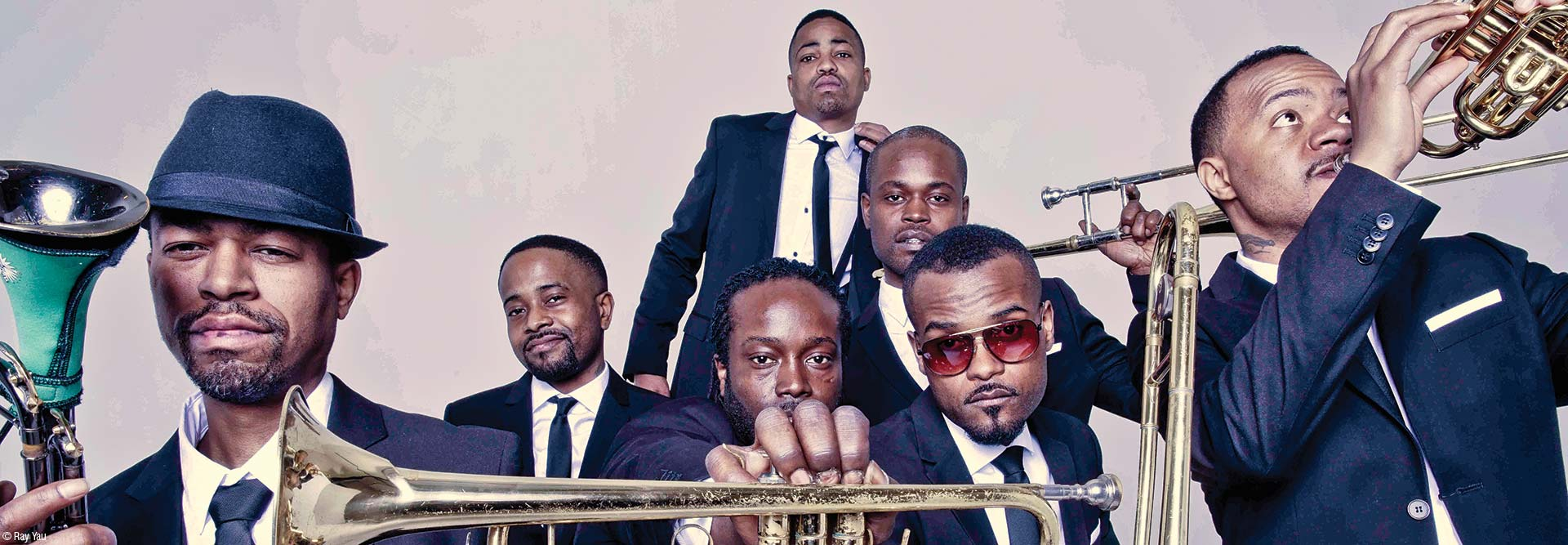 "Fine Arts ""Four in February"" continues with Hypnotic Brass Ensemble Feb. 25 at Escher Auditorium"