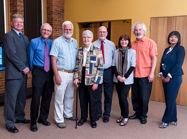 Faculty honored at annual Academic Affairs Awards Ceremony