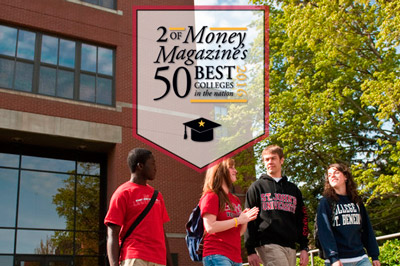 Money Magazine touts SJU and CSB as 'Best Colleges for Your Money'