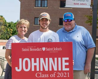 Class of 2021 Johnnie