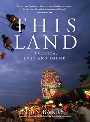 This Land: America, Lost and Found book cover
