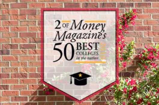 Money Magazine ranks CSB/SJU among 50 Best Colleges
